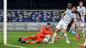 Serie A 2020/2021: Napoli-Inter 1-1