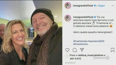 Irene e Vasco