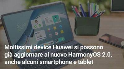 Le app Android funzionano anche su HarmonyOS
