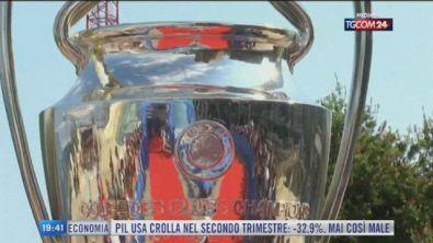 La Champions League sta per tornare