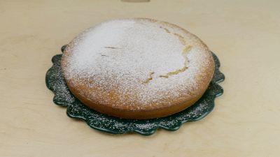 Ricetta della torta al cocco e cioccolato bianco