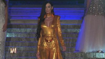 Jo Squillo: Star Fashion, Alta Moda in Laguna
