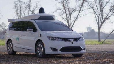 Ibrido e a guida autonoma per Google
