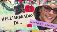 Nell'armadio di Martina Colombari