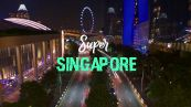 Hyperlapse: Singapore in 60 secondi