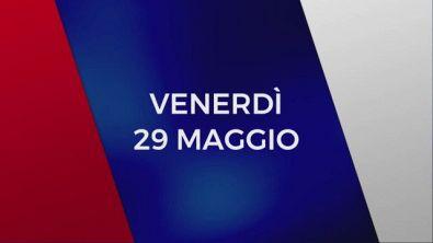 Stasera in Tv sulle reti Mediaset, 29 maggio