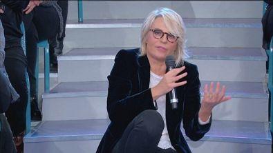 """Maria De Filippi: """"Gemma non correre..."""""""