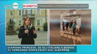 In diretta Coronavirus, le novità dallo Spallanzani