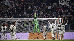 Serie A: Juventus 1-Roma 0