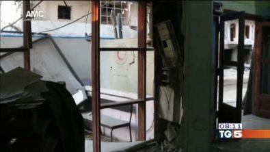Tutti gli ospedali distrutti dalle bombe