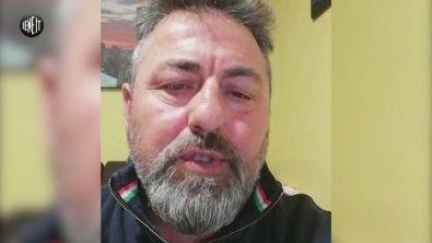 """Rigopiano, papà multato: """"Con i soldi raccolti con Le Iene andrò a processo"""""""