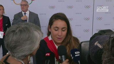"""Sofia Goggia: """"Grande emozione"""""""