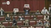 Crisi di governo, Conte divide il Parlamento