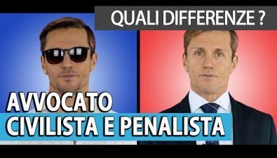 Differenza tra avvocato civilista e penalista