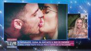 Il paparazzo: Elena ha baciato il suo ex Daniele