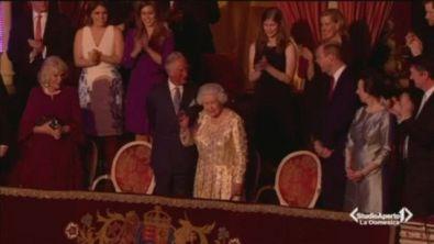 Week end denso di impegni per la Regina Elisabetta