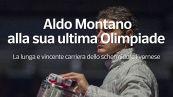 Aldo Montano alla sua ultima Olimpiade