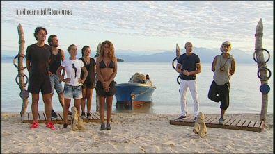 Giulio, Malena e Samantha al televoto