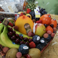 ceste natalizie di frutta catania foto 2