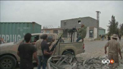 Guerra civile in Libia è allarme profughi