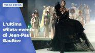 L'ultima sfilata-evento di Jean-Paul Gaultier