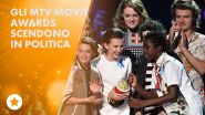 I 4 momenti indimenticabili degli MTV Movie Awards