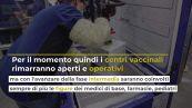 Campagna vaccinale, Figliuolo annuncia la nuova fase