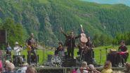 Diodato riparte con la musica dal vivo dall'alta montagna
