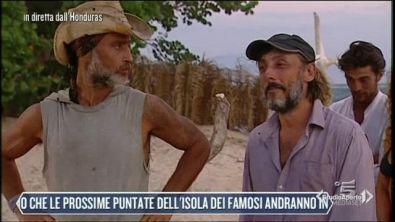 Sfida tra Massimo e Raz