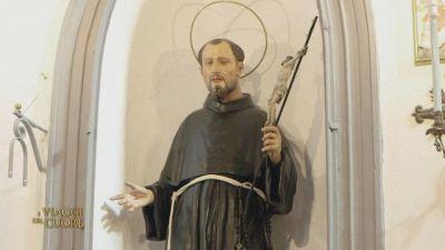 Ravello, la chiesa di San Francesco d'Assisi