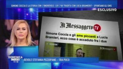 La burrascosa vita privata di Simone Coccia