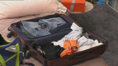 Una valigia carica di ricordi