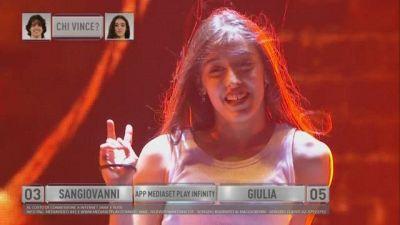 Giulia - Crepe - La Finale