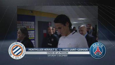 Montpellier-PSG 3-0
