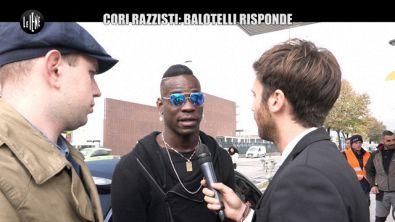 """DE DEVITIIS: Razzismo, Balotelli contro """"quei coglioni"""", poi pace con un tifoso del Verona"""