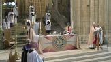 Cattedrale di Canterbury, la funzione religiosa nel ricordo del principe Filippo