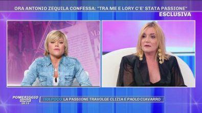 """Floriana Secondi: """"Zequila ci ha provato anche con me!"""""""