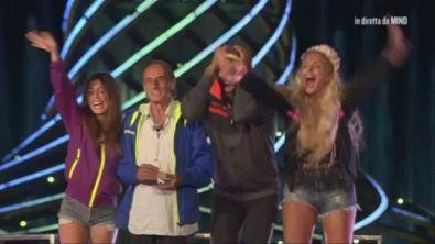 I quattro finalisti
