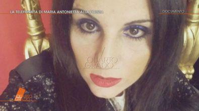Il terrore di Maria Antonietta Rositani
