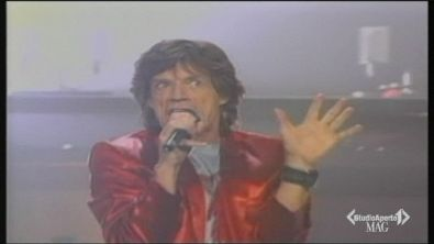 Mick Jagger torna sul palco