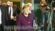 Record di tamponi per Germania e Corea