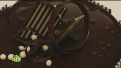 Un artista del cioccolato