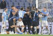 Serie A 2021/22 Lazio-Inter 3-1
