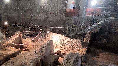 """La """"piccola Pompei"""" scoperta sotto Verona"""