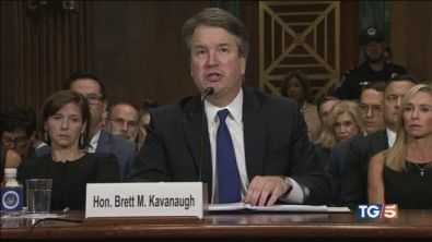 Kavanaugh piange e respinge le accuse