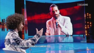 Gio Evan parla di Sanremo 2021