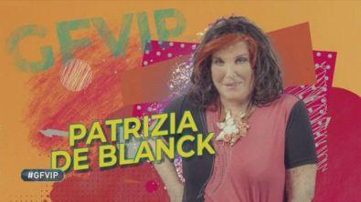 Patrizia De Blanck: la clip di presentazione