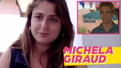 Michela Giraud e gli insegnamenti di Dawson's Creek
