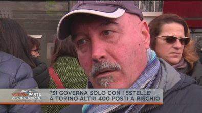 Torino, posti a rischio