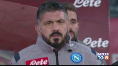 Incubo Napoli, Derby alla Samp